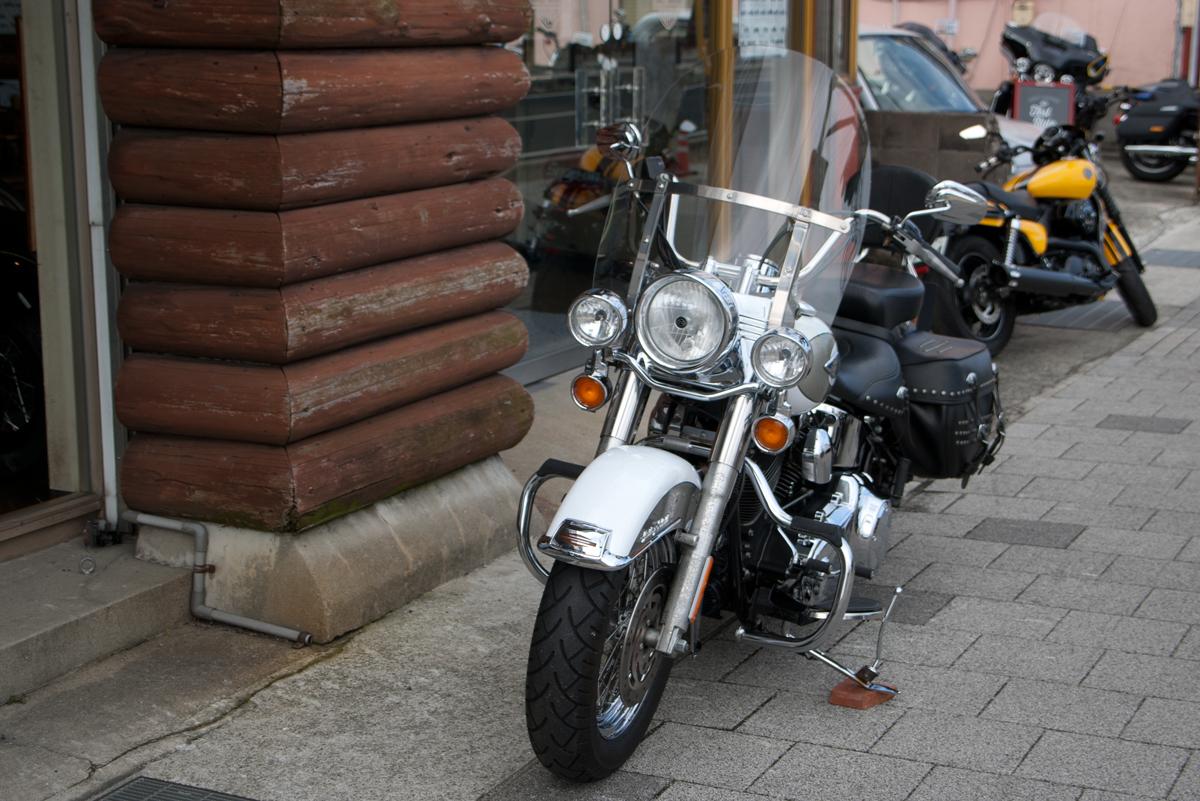 Harley-Davidson 2009 FLSTC ヘリテイジソフテイルクラシック