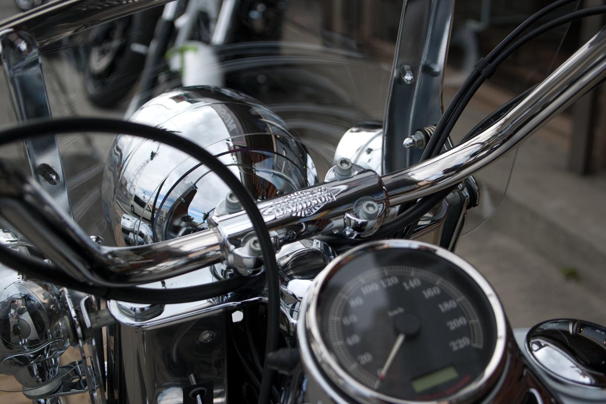 ハーレー中古車2009 FLSTC ヘリテイジソフテイルクラシック