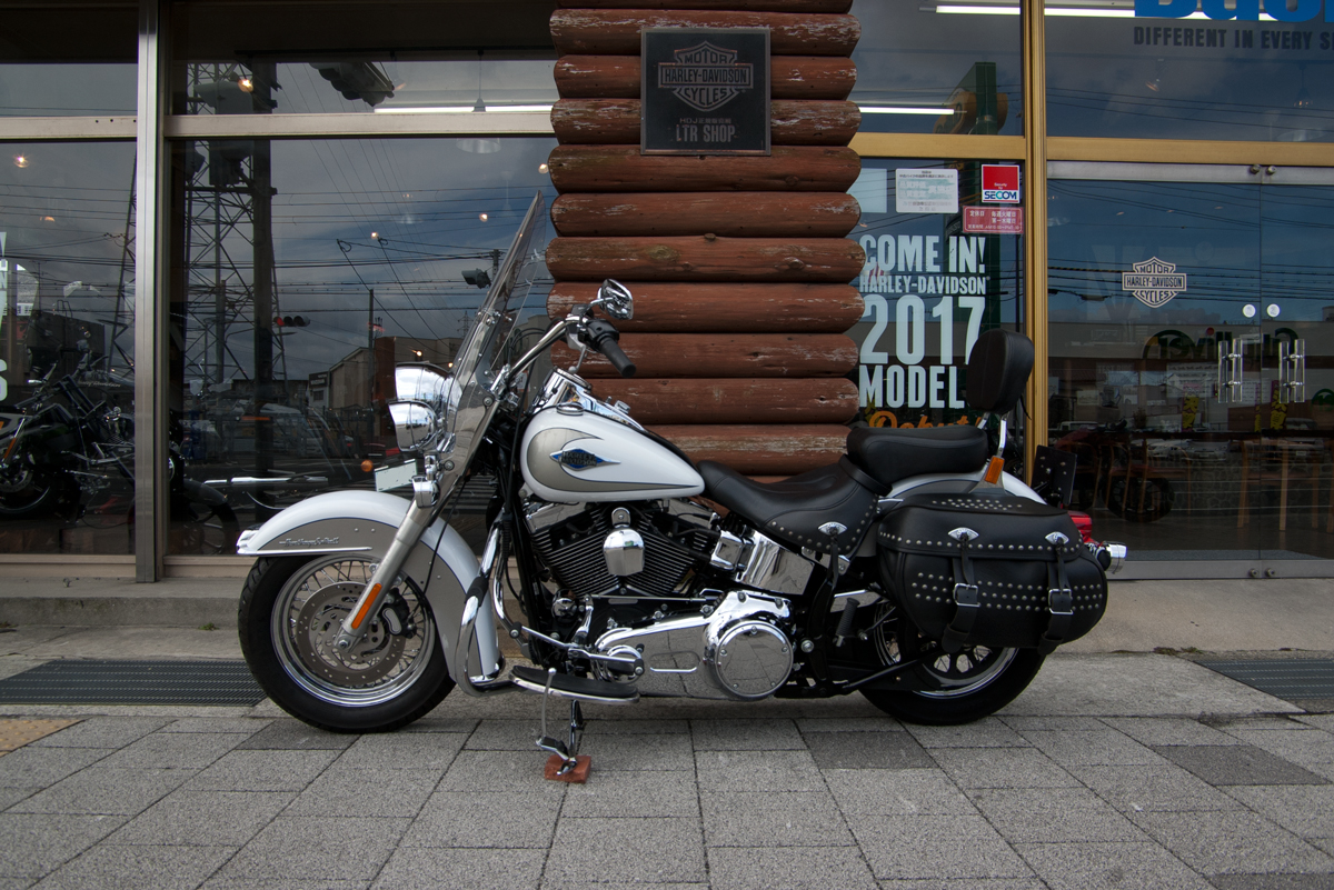 ハーレー中古車2009 FLSTC softail