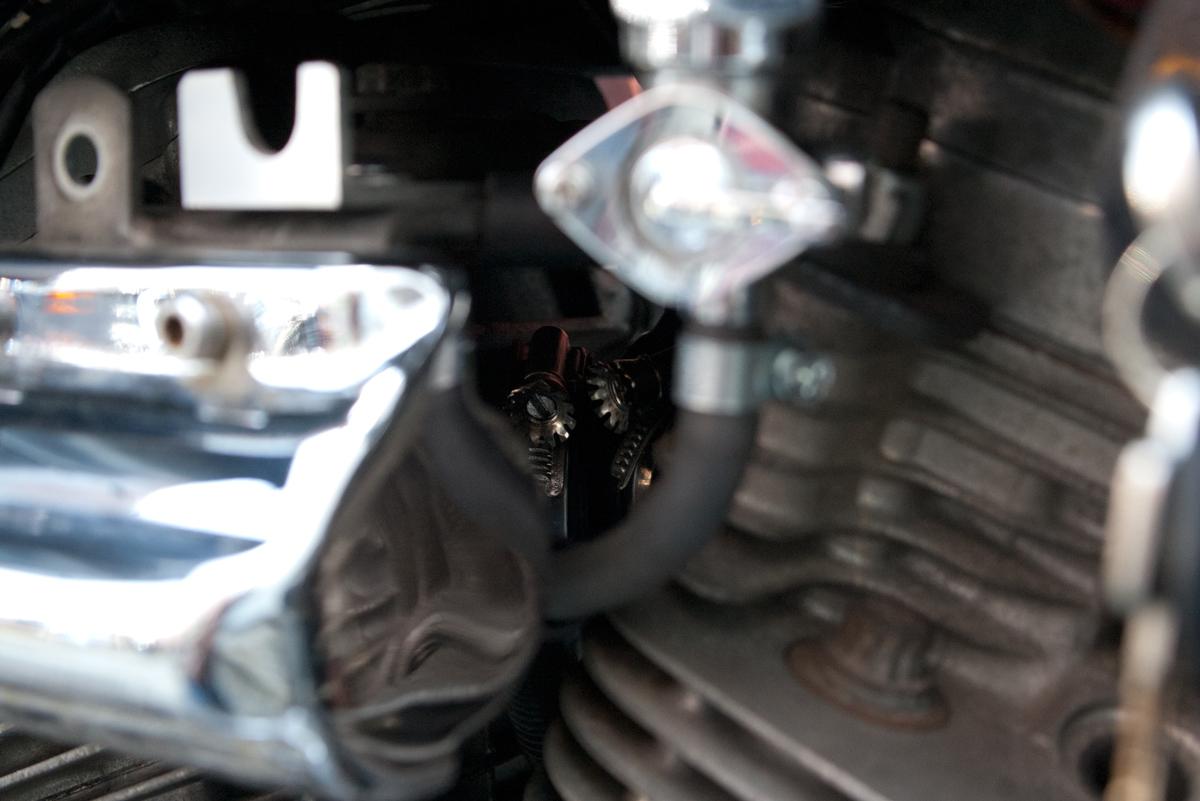 ハーレーダビッドソン バタフライキャブレター インジェクターチューニングボルト