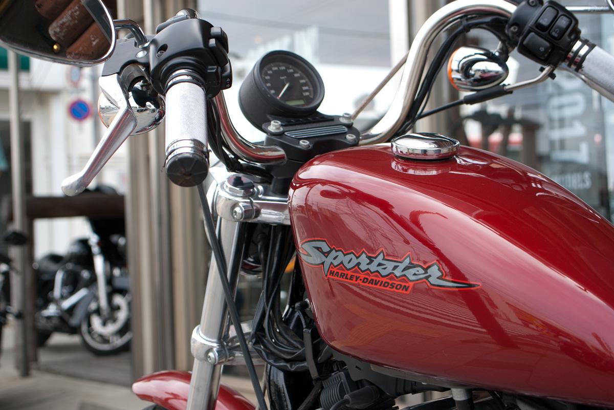 ハーレー中古車2007 XL883