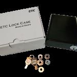 ETC車載器収納用ETCロックケース
