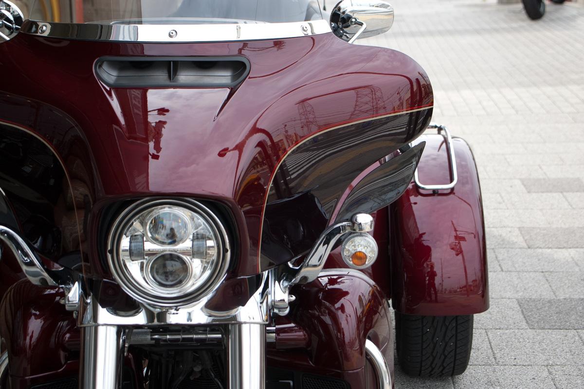 2014 ハーレーダビッドソントライク中古車 トライグライドウルトラ