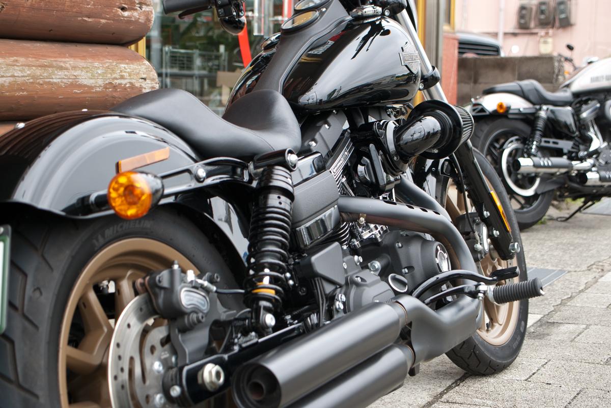 2017年harley davidson FXDLS low rider s