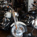 ETCロックケースの適合:<br>Harley-Davidson 2018年 Softailモデル
