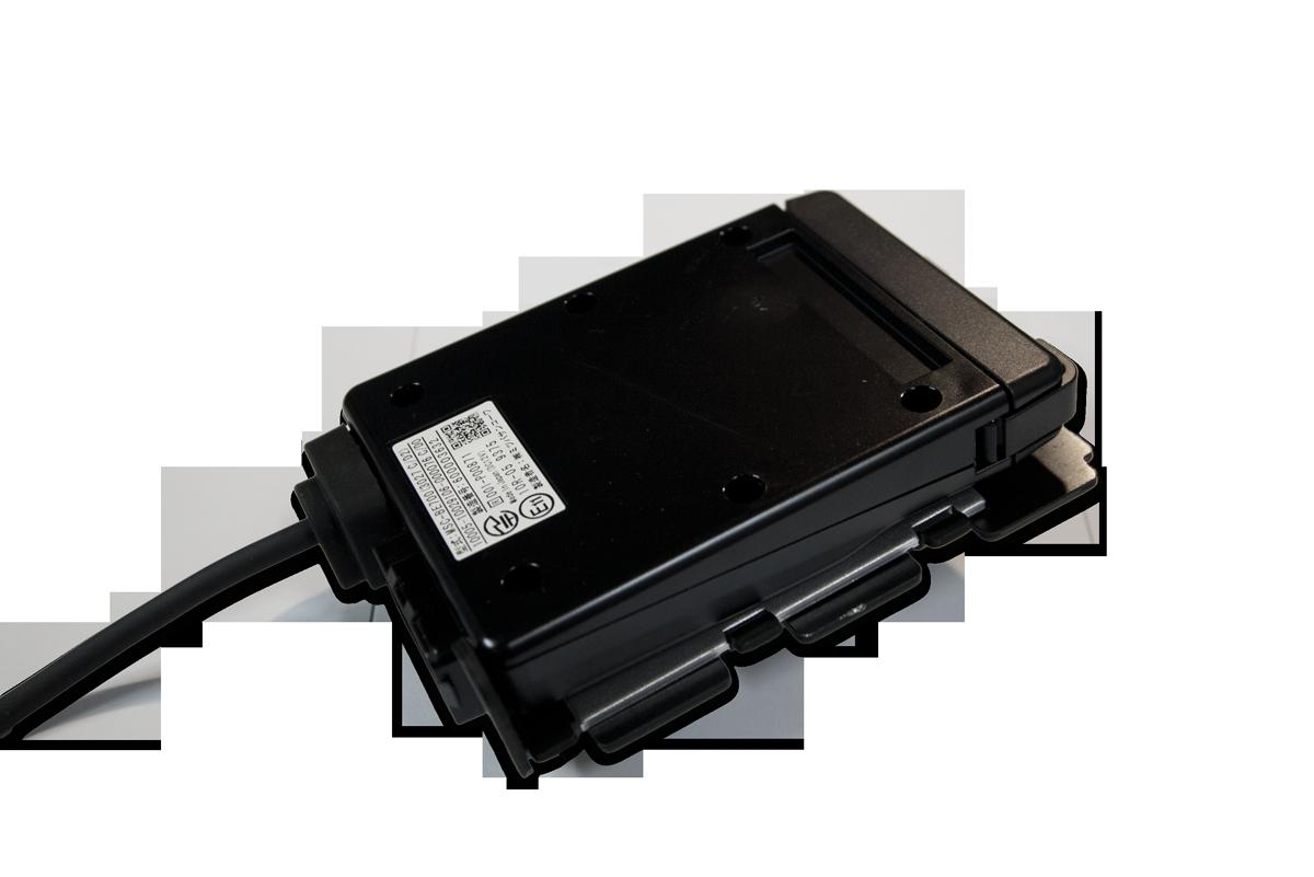 ETC車載器 MSC-BE700 アルミ製ケース