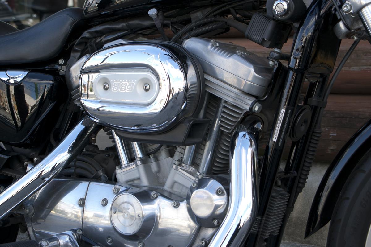 ハーレー中古車 2006年 XL883