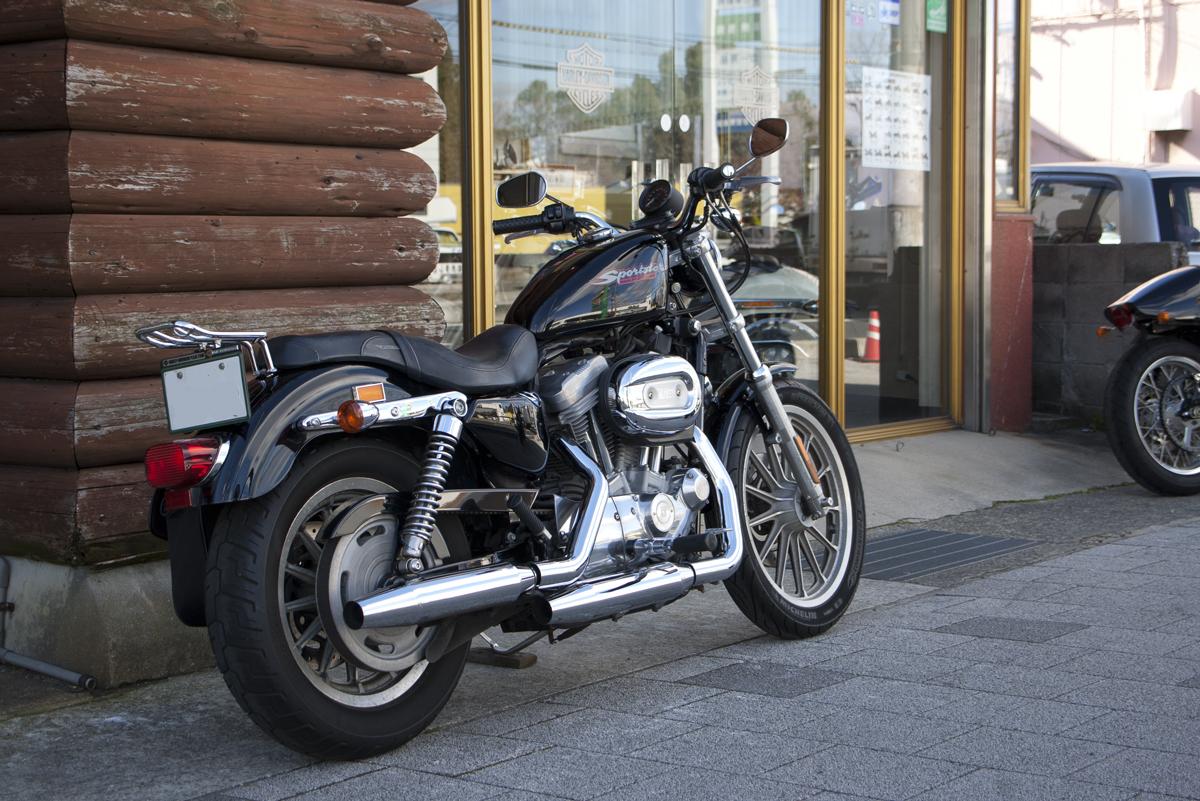 ハーレーダビッドソン 2006年 XL883 Sportster