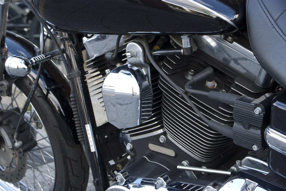 2014年 Harley davidson super glide