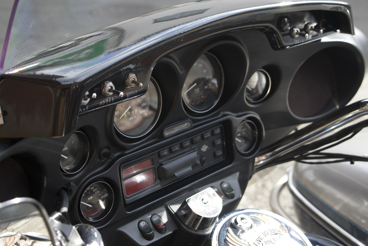 ハーレー中古車1998 サイドカー