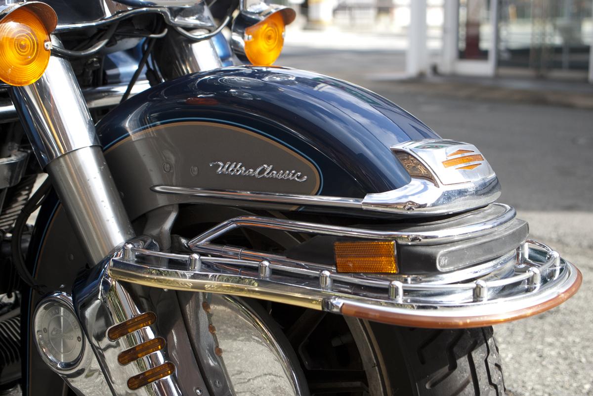 ハーレーダビッドソン 1998年 FLHTCUI SideCar