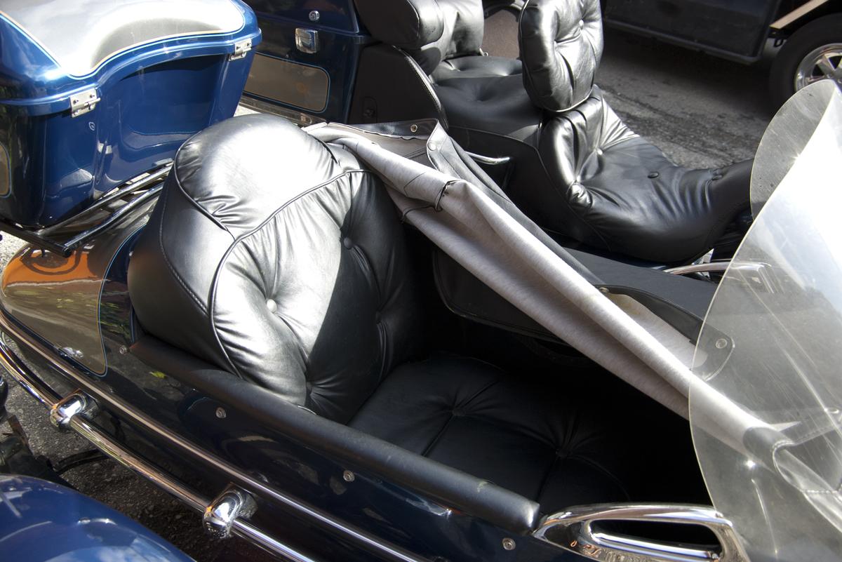 ハーレーサイドカー中古車 1998年 FLHTCUI side car