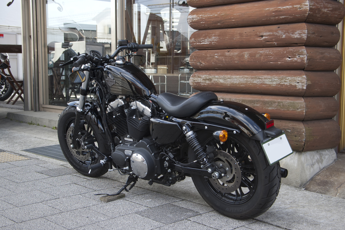 2017年 Harley davidson Forty-Eight