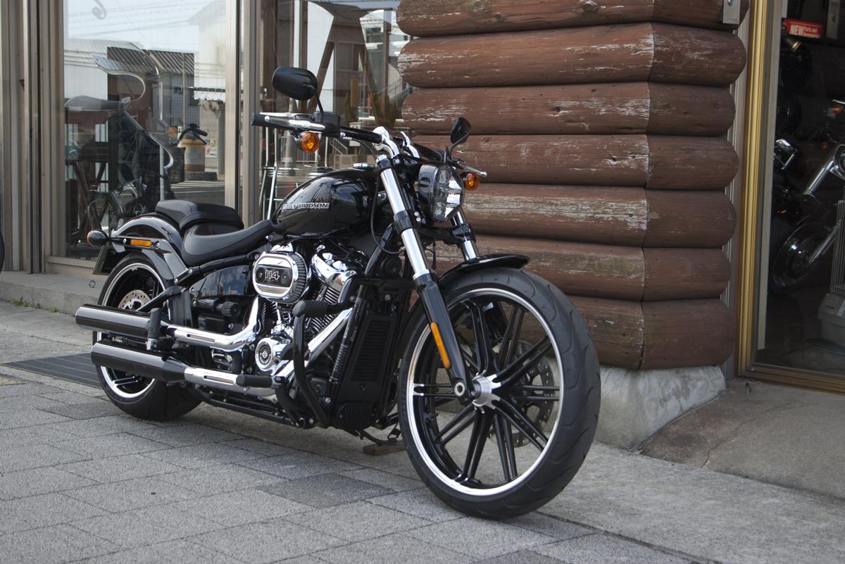 2018年 Harley davidson Breakout 114
