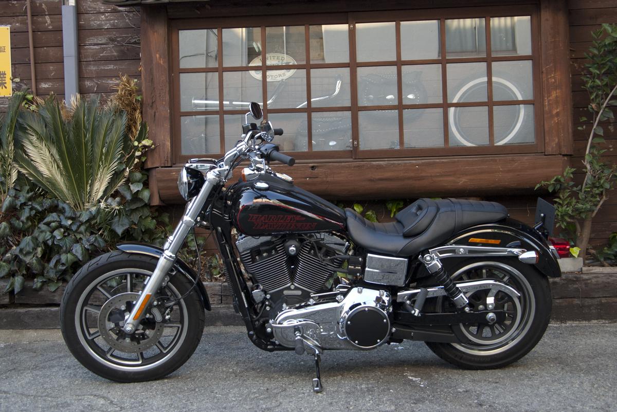 ハーレーダビッドソン 2016年 FXDL Low Rider