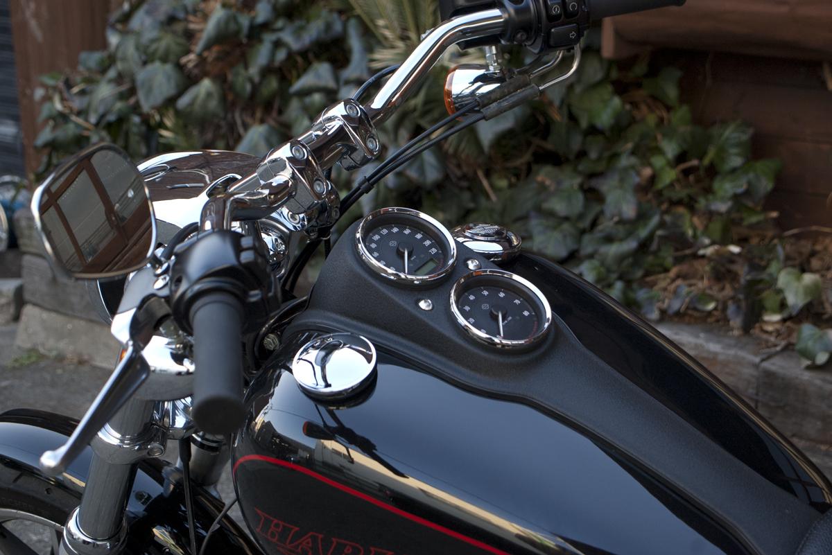 2016年 Harley davidson Low Rider