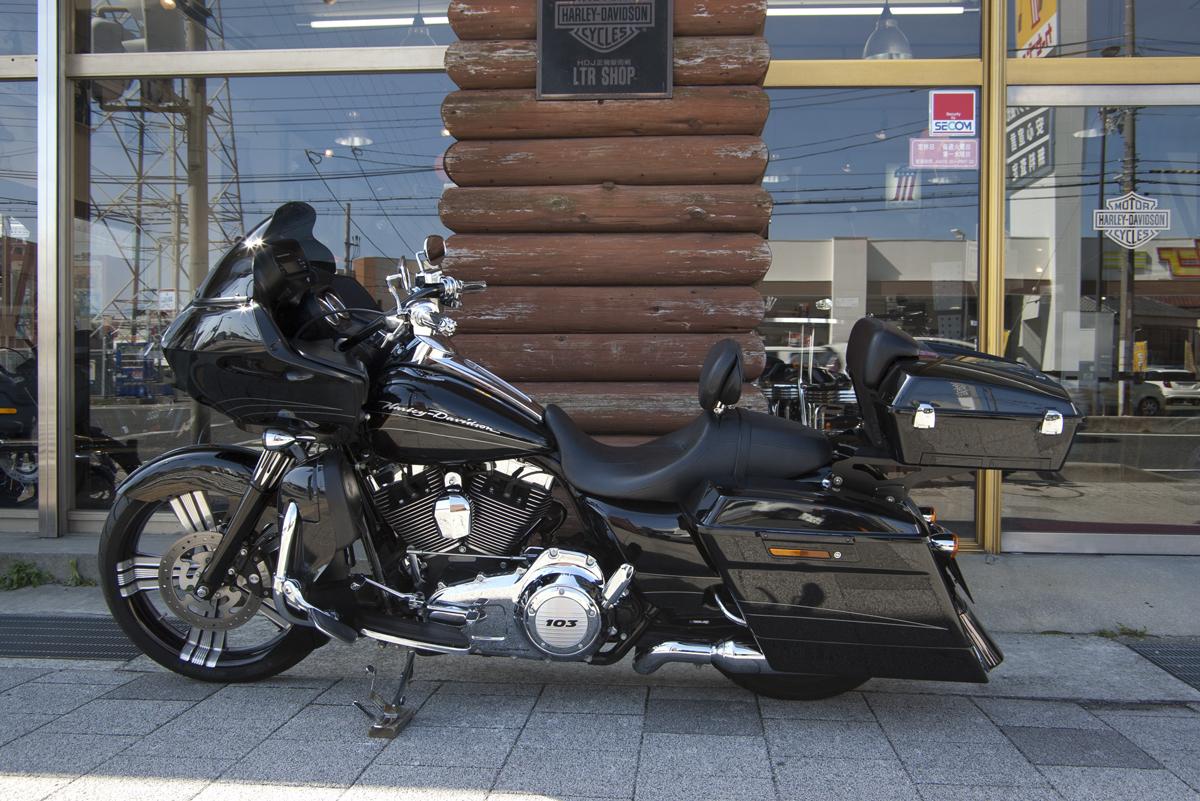 2013年 Harley davidson Road Glide Custom