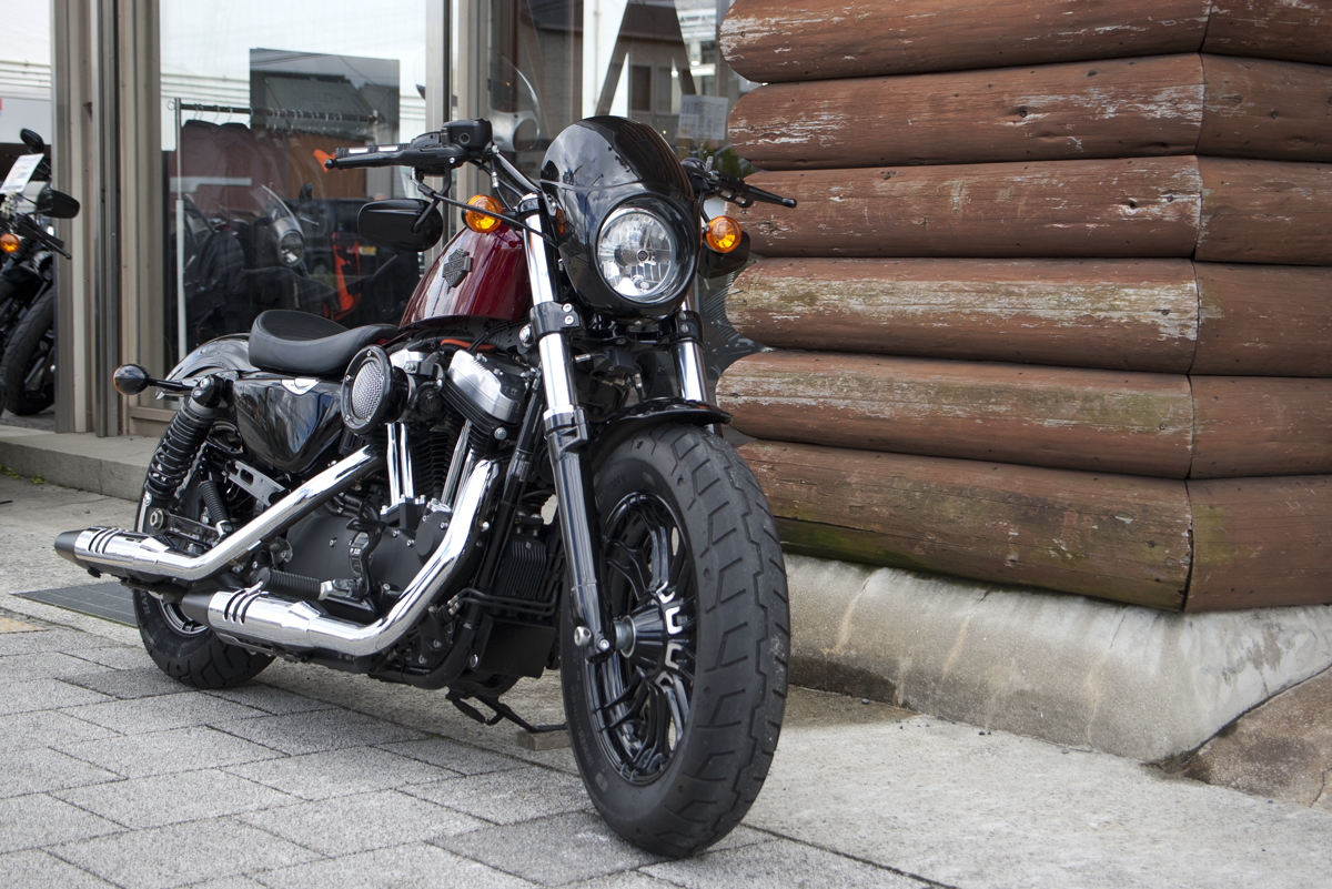 harley-davidson 2016 XL1200X Forty-Eight