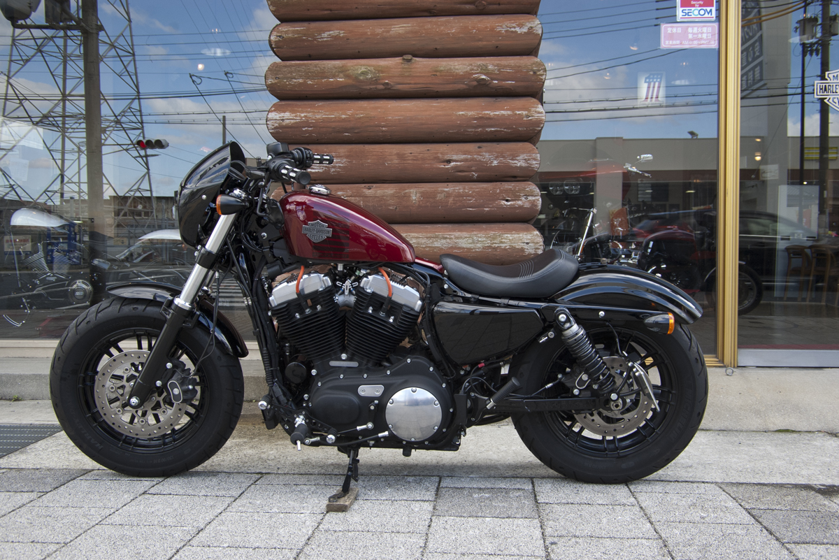 2016年 Harley davidson forty eight Custom