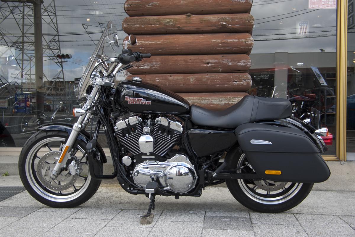 2008年 Harley davidson Sportster XL1200T