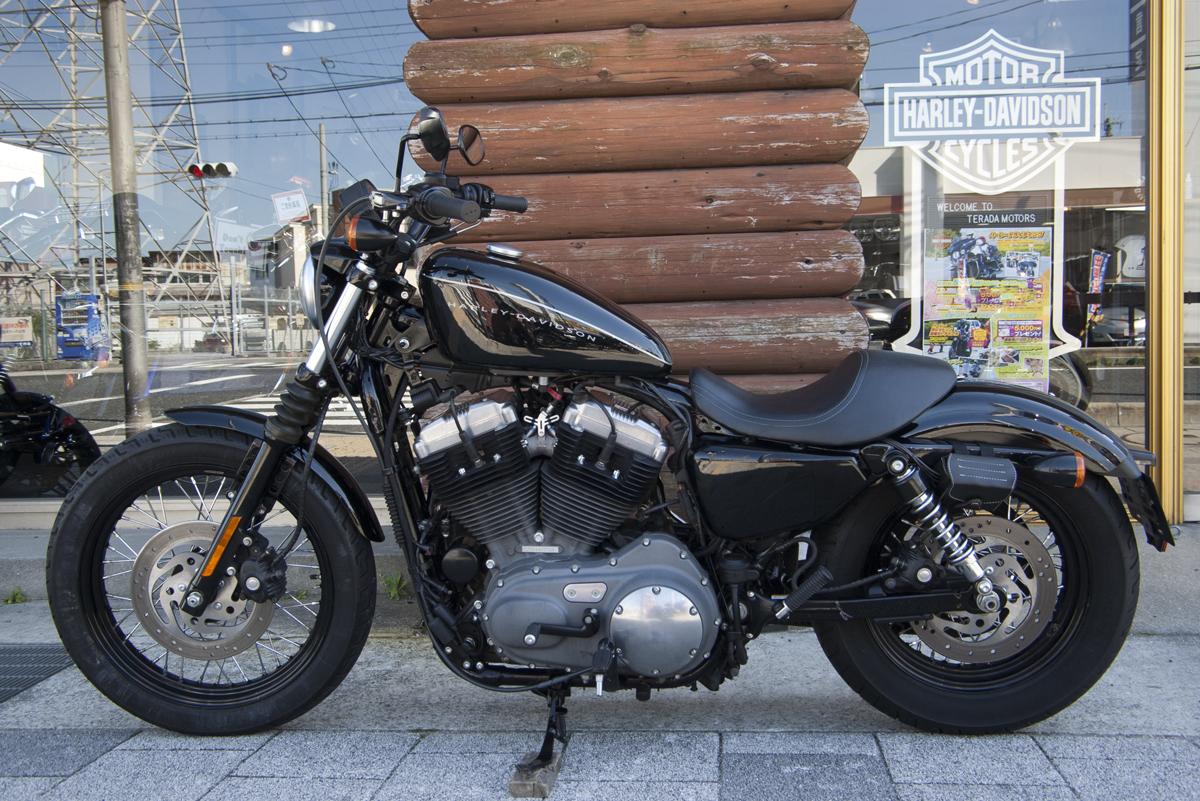 2008年 Harley davidson Sportster XL1200N