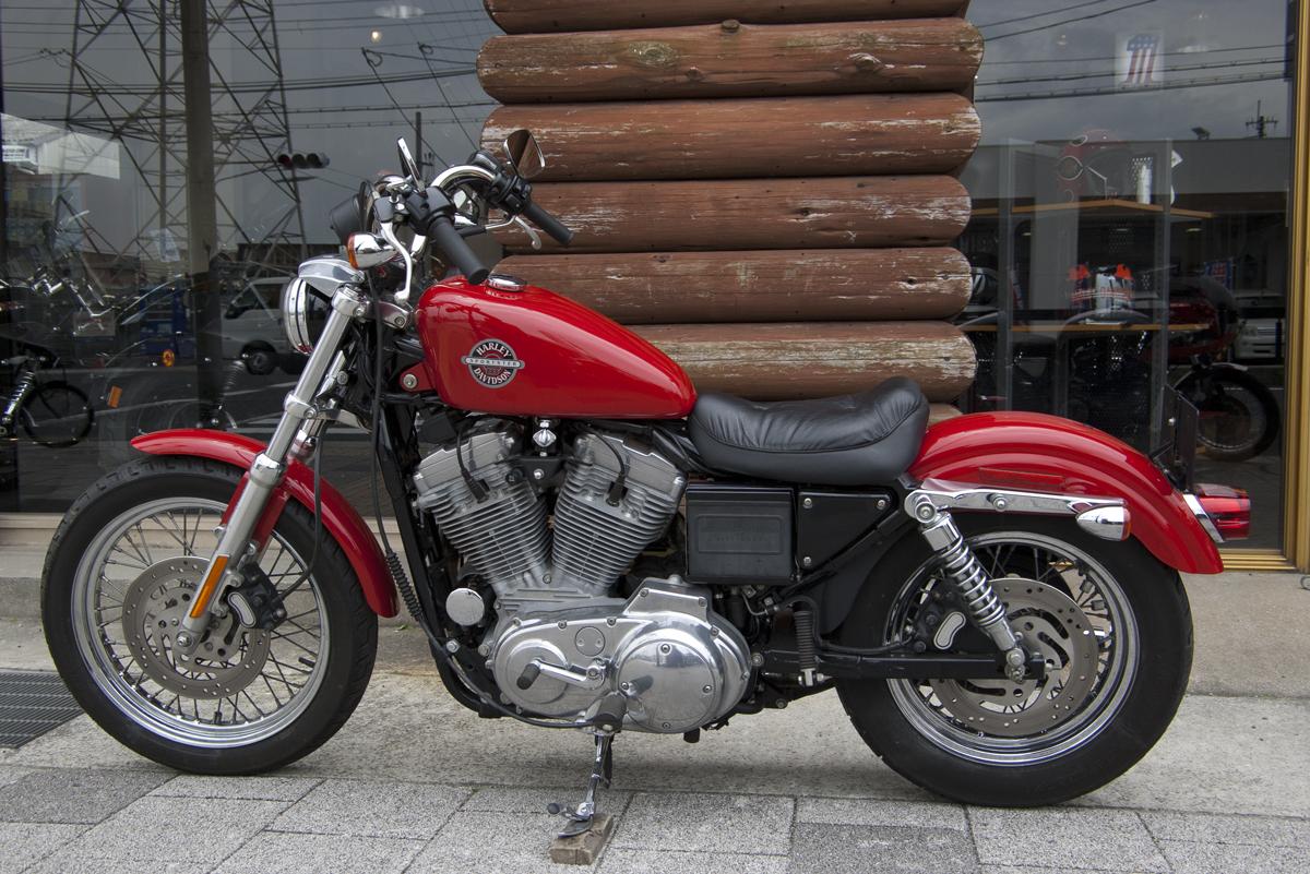 ハーレー スポーツスター中古車 2002年 XL883