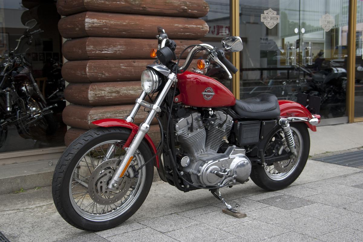 ハーレー中古車2002 XL883