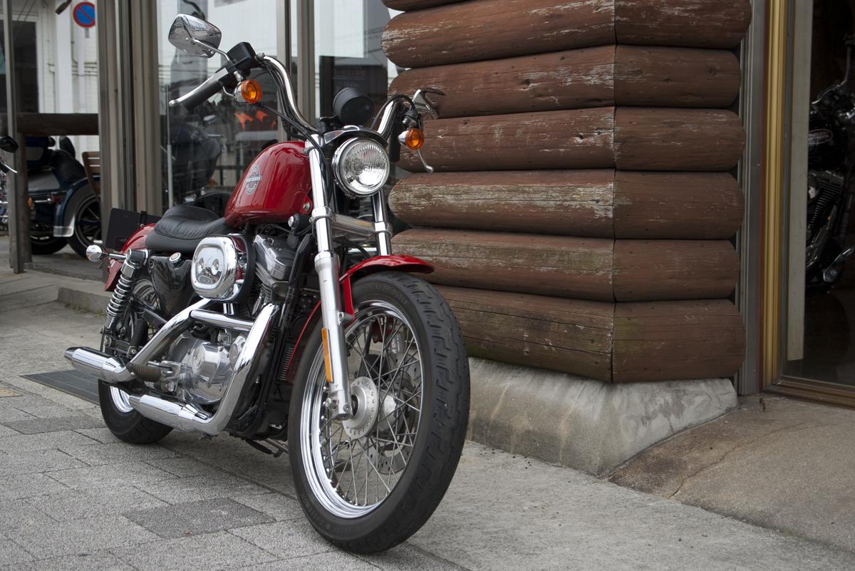 2002年 Harley davidson Sportster XL883 hugger