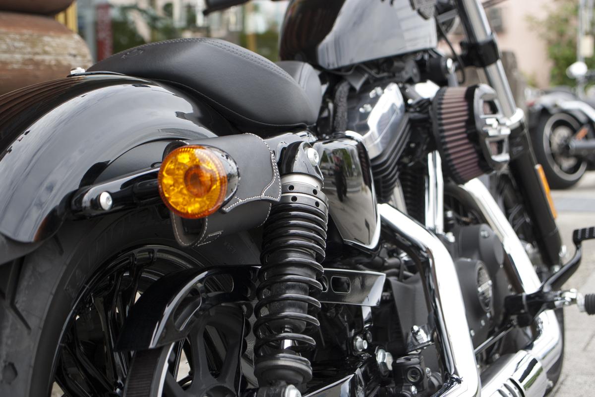 2017年 Harley davidson Sportster XL1200X Forty-Eight
