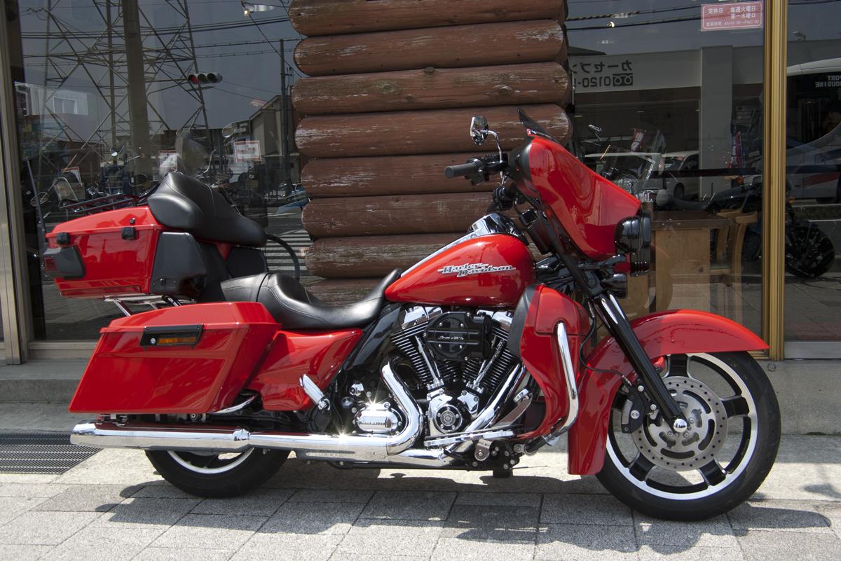 harley-davidson 2011 FLHX ストリートグライド