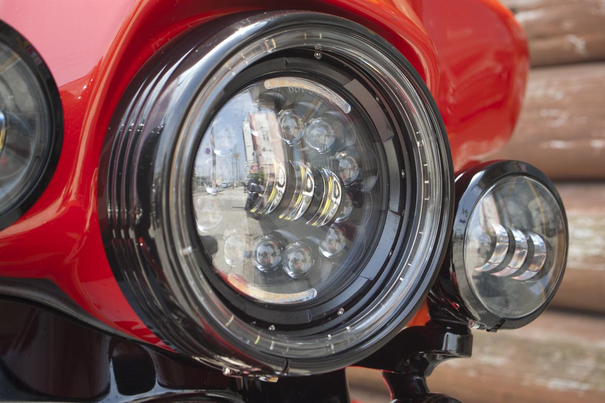 ハーレー ツーリングモデル中古車 2011年 FLHX Street Glide