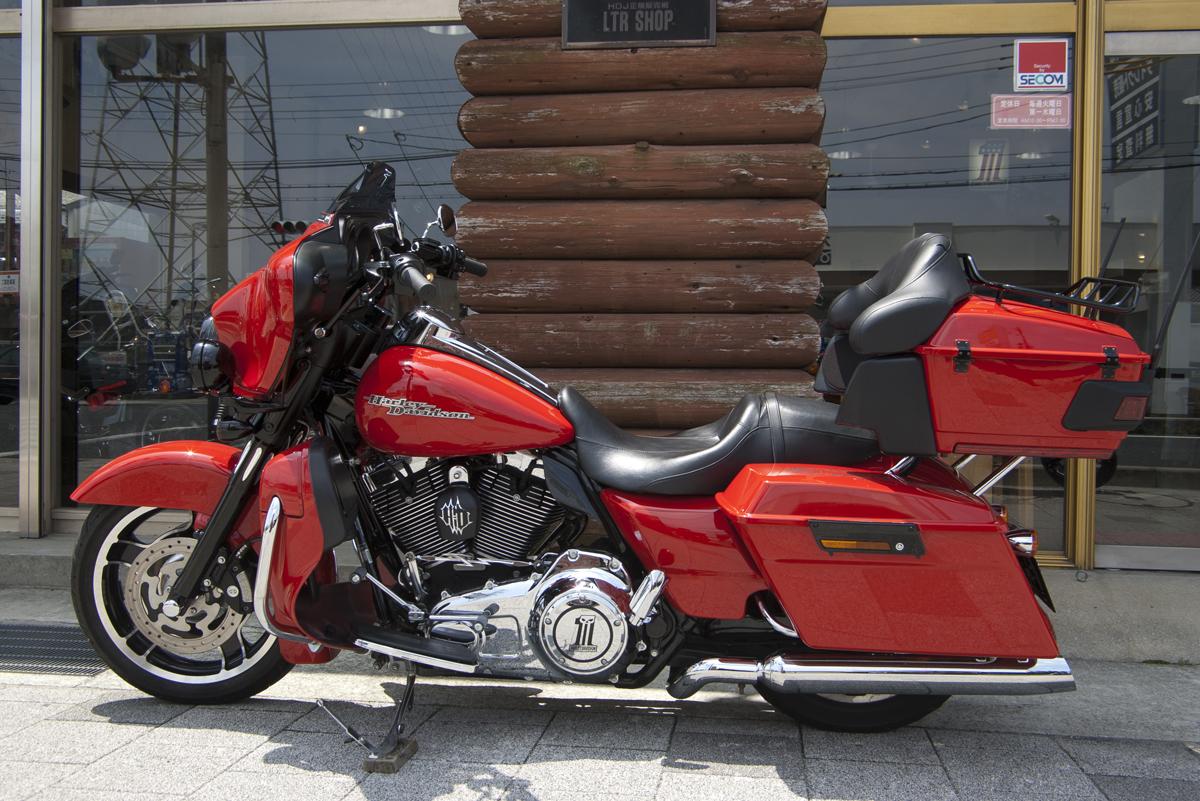 2011年 Harley davidson FLHX Street Glide