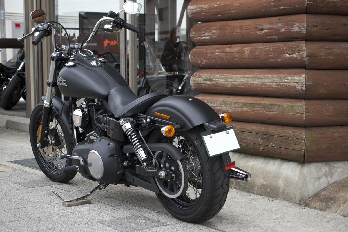 2013年 Harley davidson FXDB Street Bob