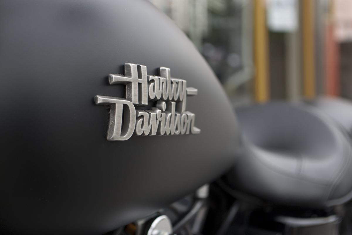 ハーレー中古車2015 FXDB Street Bob