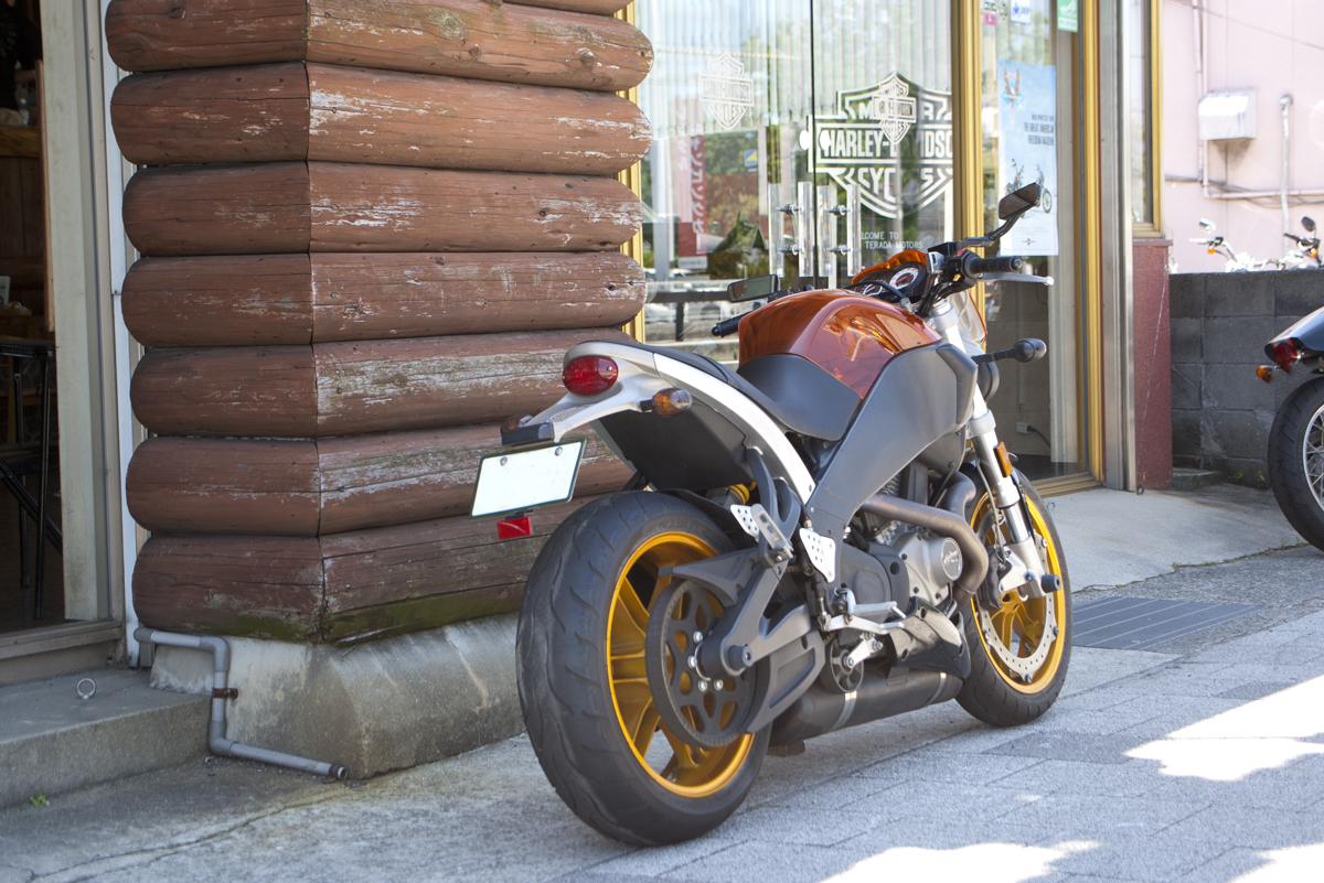 Buell 中古車2006 XB12Scg Lightning