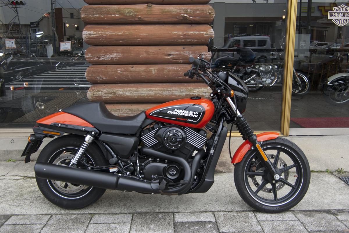 2016年 Harley-Davidson XG750 中古車