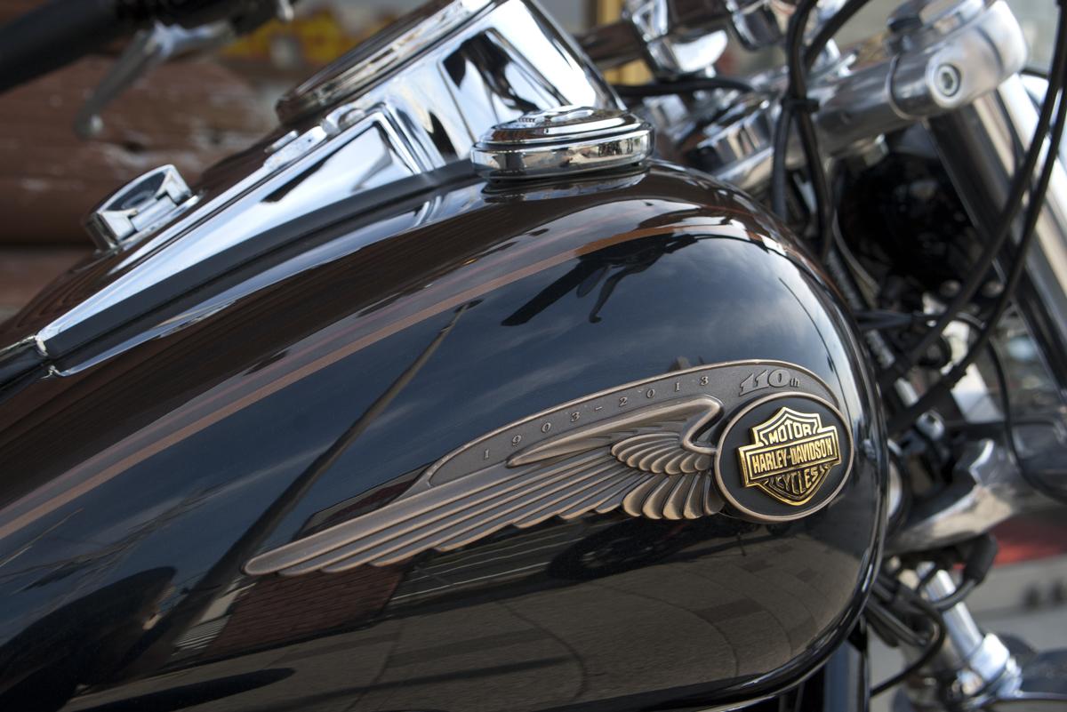 2013年 Harley davidson FXDC Super Glide Custom
