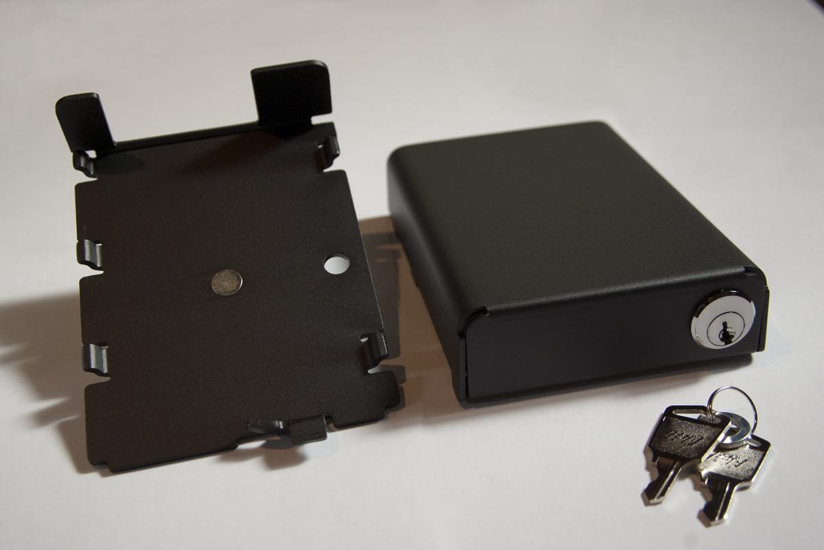 ETC2.0 JRM-21 アルミ製ETC車載器用ハードケース