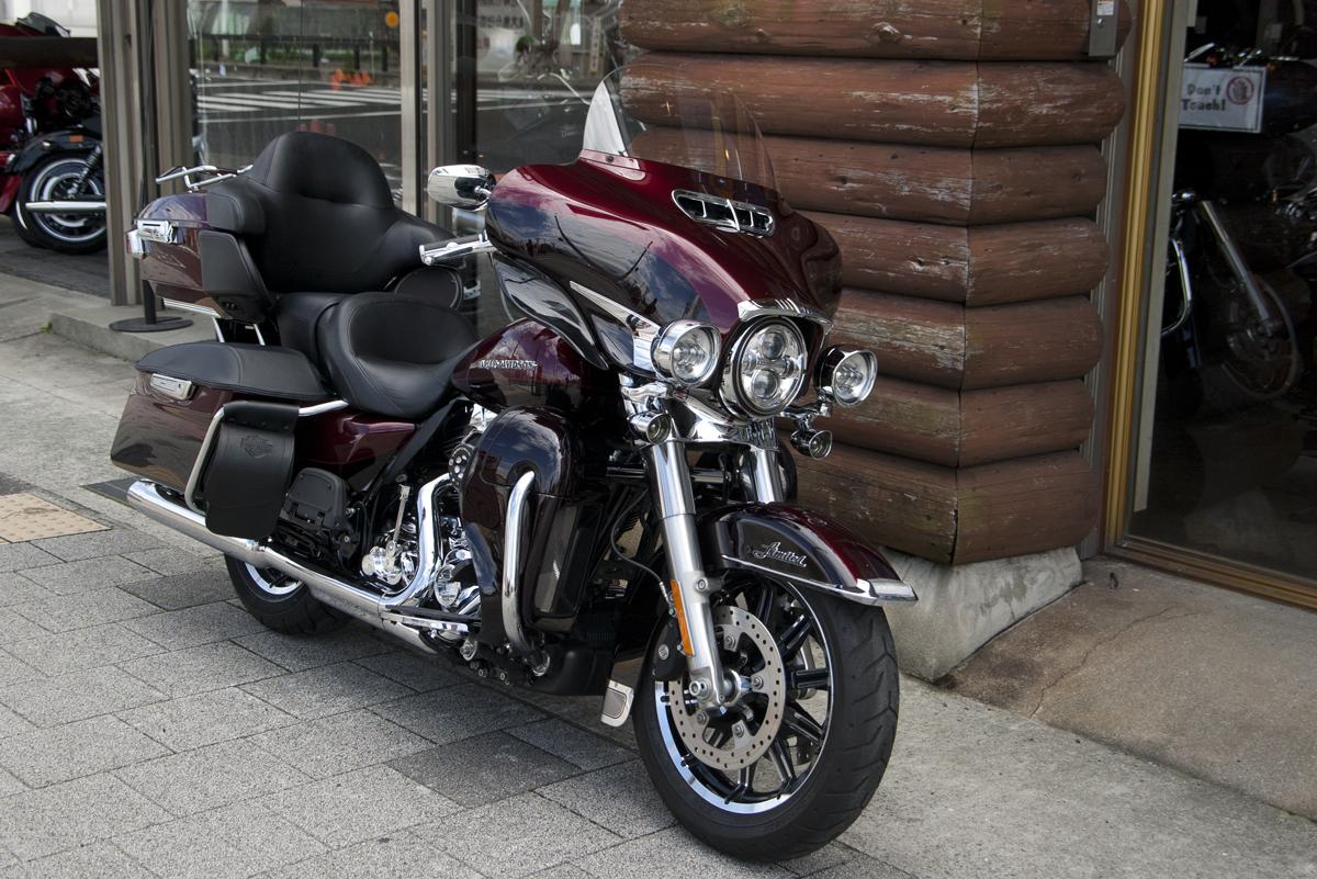 2015年 Harley-Davidson FLHTK Ultra Limited 中古車