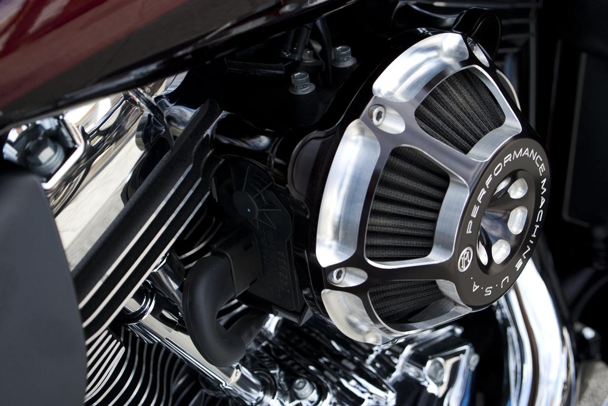 2015 Harley-Davidson Touring model FLHTK Ultra Limited