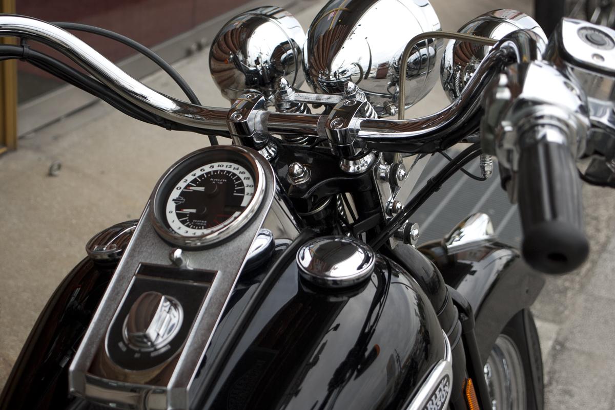 ハーレー ツーリングモデル中古車 2005年 FLSTSC スプリンガーソフテイルクラシック