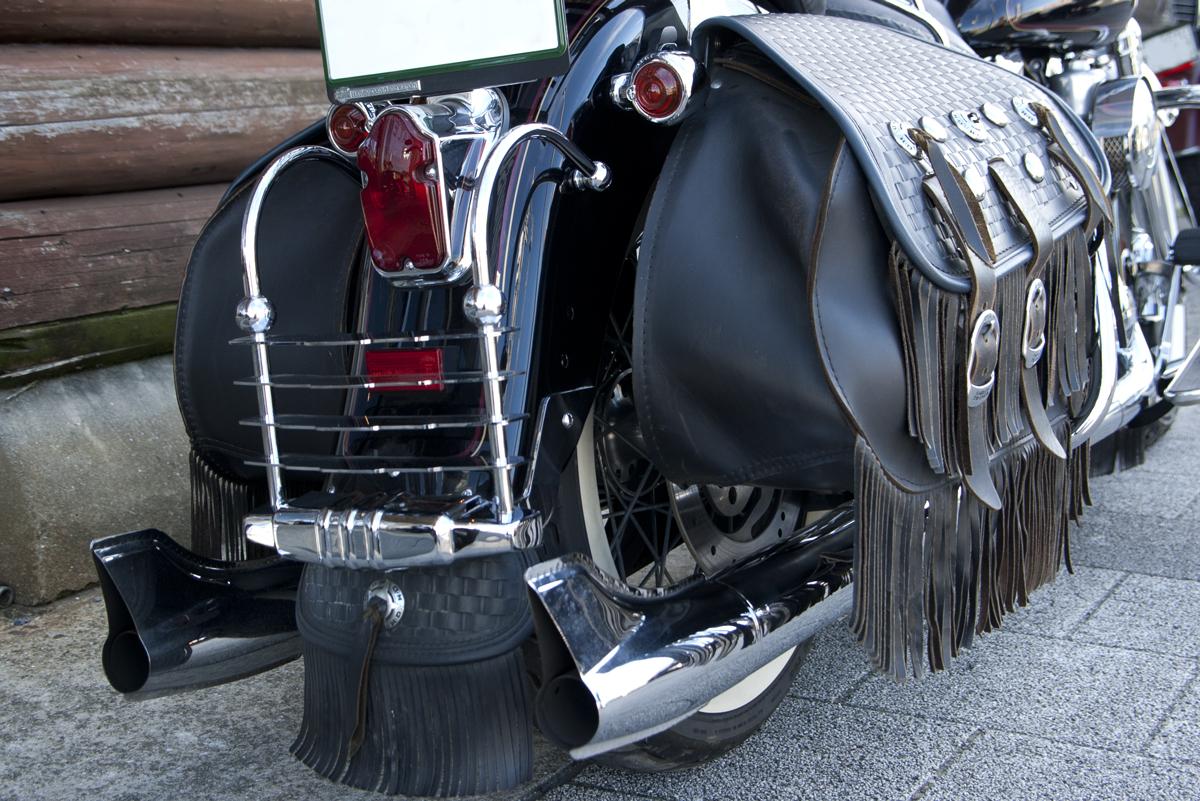 2002年 Harley davidson FLSTS Heritage Springer