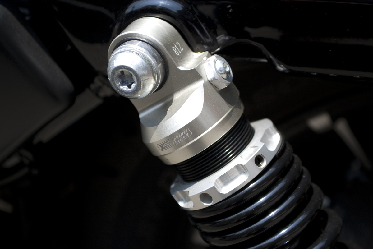 yss 11inch rear shock absorber for sportster