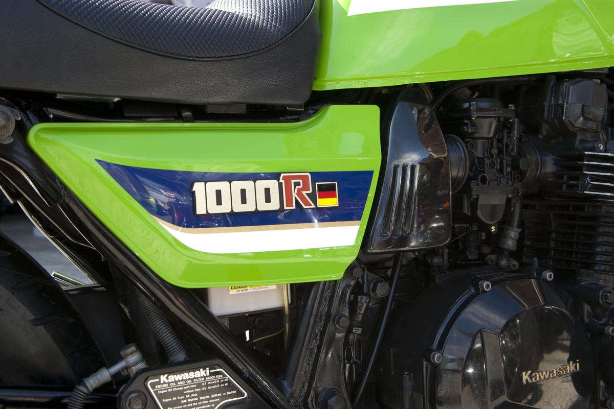 Kawasaki Z1000R2