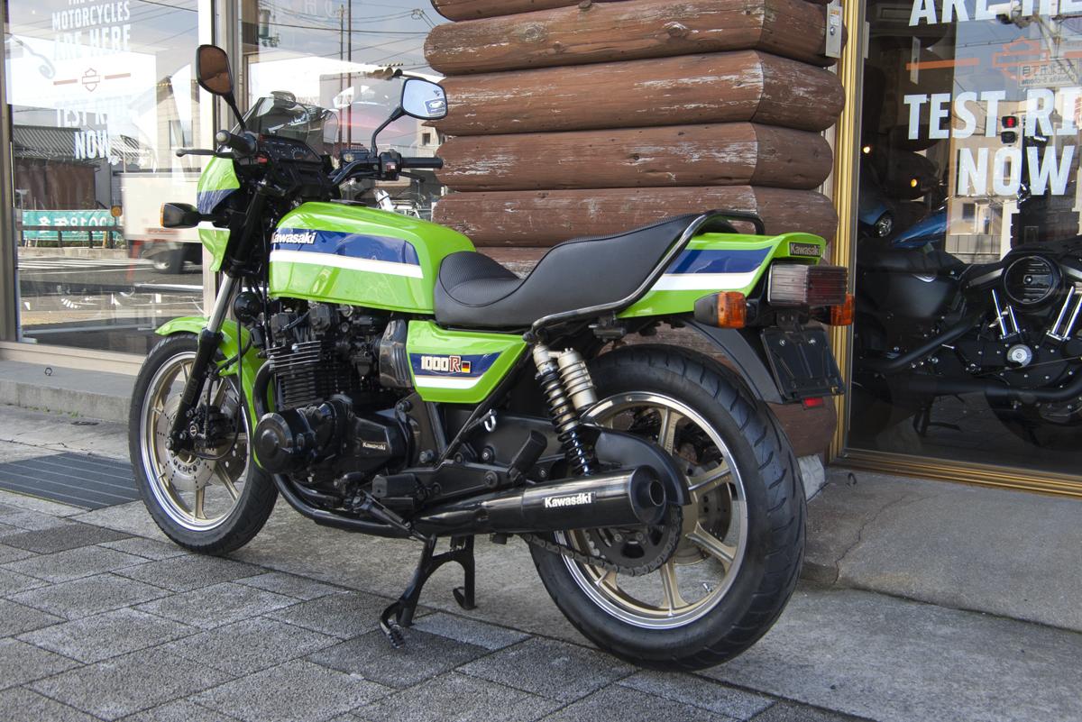 Kawasaki 中古車 Z1000R2