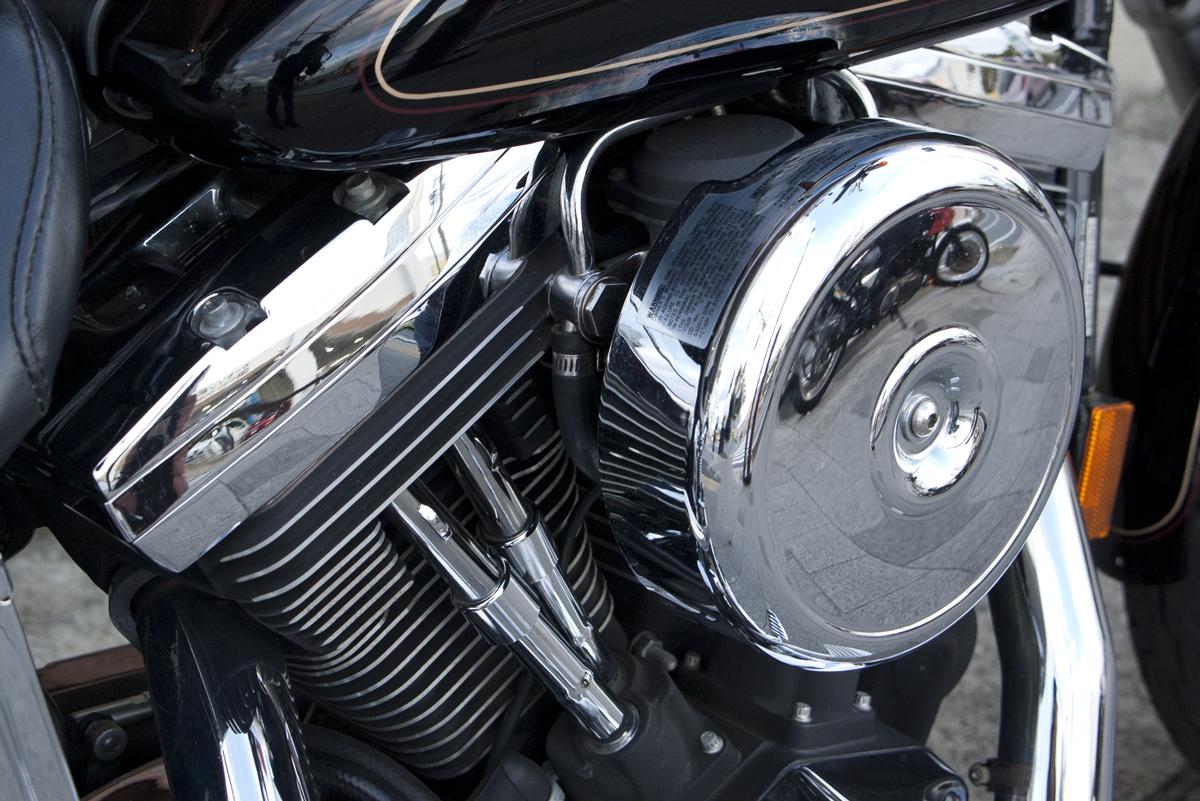 1998 Harley-Davidson Dyna model ローライダー