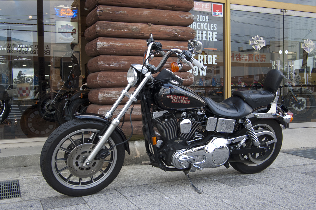 1998 FXDL Low Rider 中古車