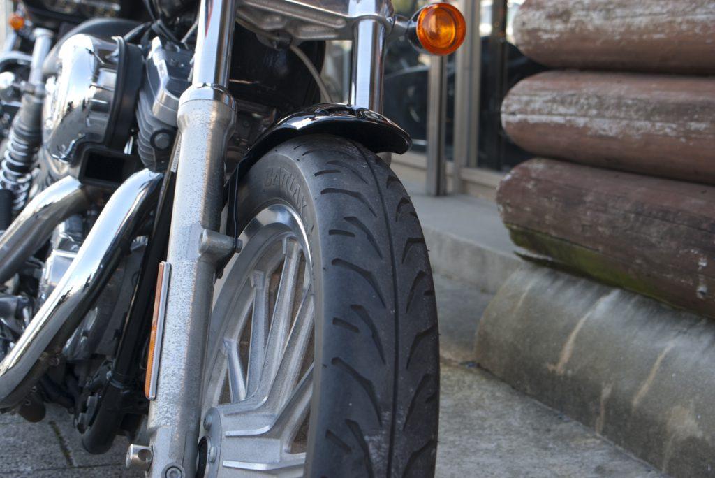 ハーレーダビッドソン 2007 XL883 スポーツスター 中古車