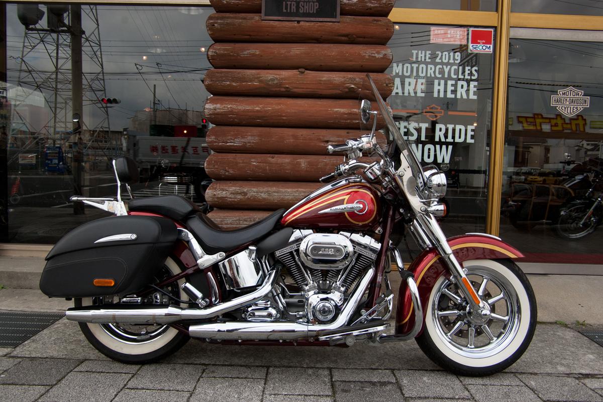 2014 Harley-Davidson CVO Softail Deluxe FLSTNSE