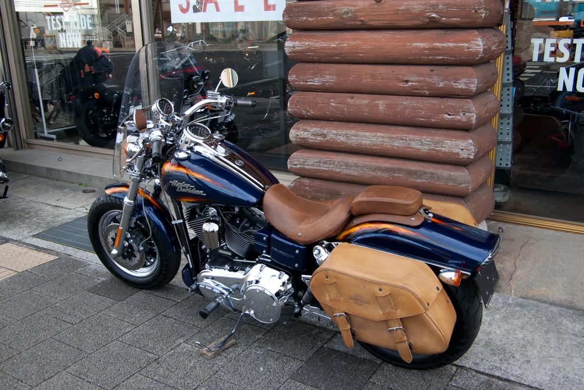 2010 Harley-Davidson Dyna CVO model ファットボブ